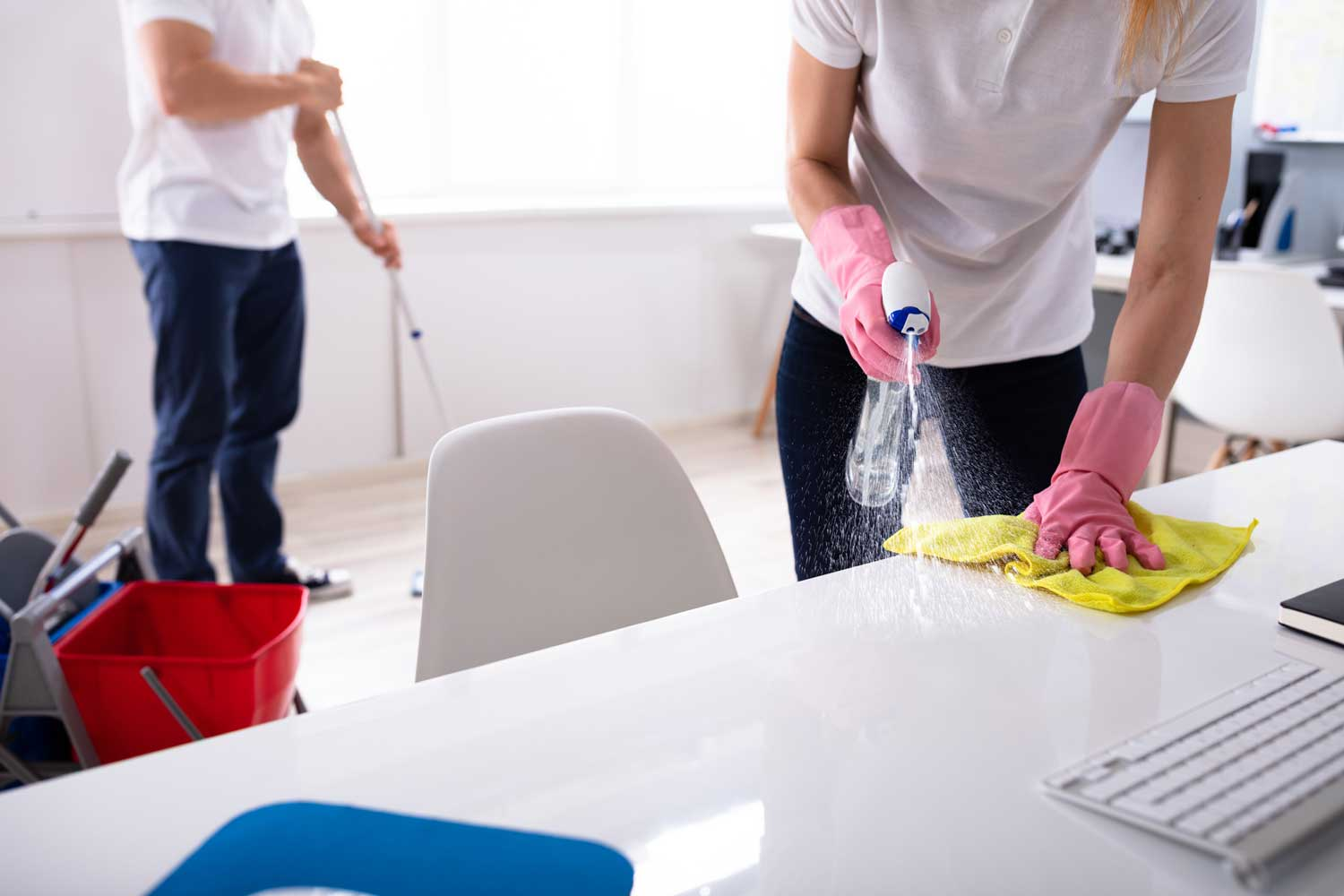 Office Cleaning Services Near Me