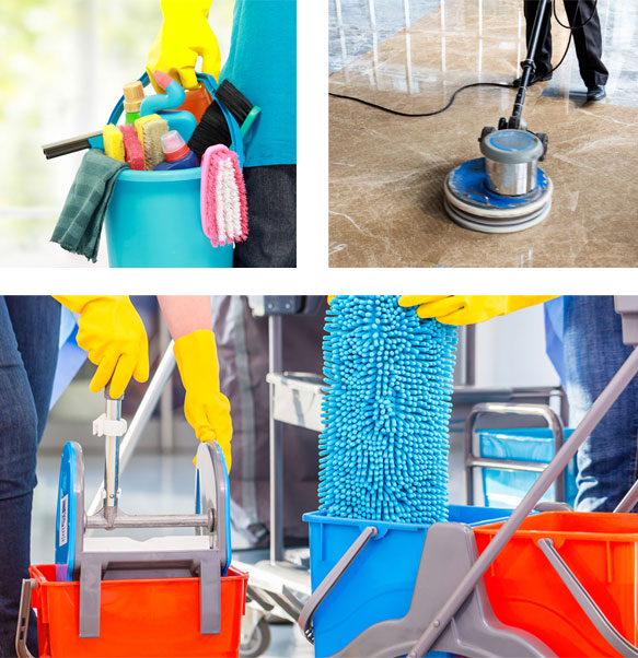 Industries We Serve Cleaning Services for Offices, Warehouses, Plants