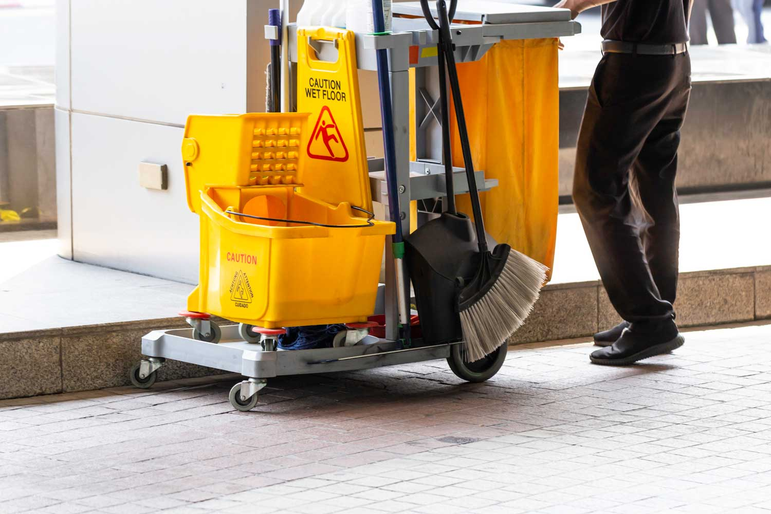 Baltimore, Maryland Commercial Cleaning Services since 2006